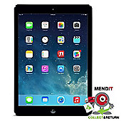 iPad Air 16GB Wi-Fi Space Grey Plus 2nd Year Extended Warranty