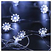 Dobbies Net Light Flowers 160