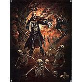 Alchemy Gothic Dance Macabre Tin Sign