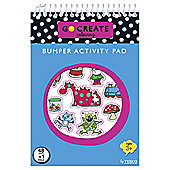 Go Create Bumper Activity Pad A5