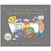 ELC Five Minutes' Peace Book - 25th Anniversary Edition
