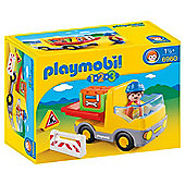 Playmobil 123 Contruction Truck