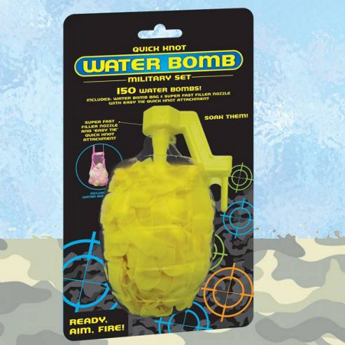 Water Bomb Military Set