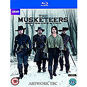 Musketeers (Series 1 & 2) Blu-ray