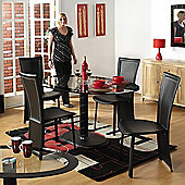 Home Essence Coromandel 5 Piece Oval Dining Set