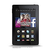 "Fire HD 7, 7"" Tablet, 8GB, WiFi - Black (2014)"