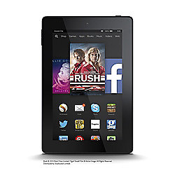 "Amazon Fire HD 7, 7"", Tablet, 8GB, WiFi - Black (2014)"