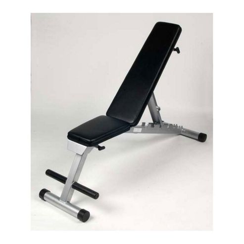 Buy Powerline Folding Flat Incline Decline Utility Bench From Our Weight Benches Range Tesco