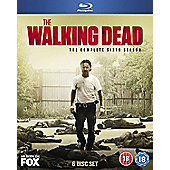 The Walking Dead - Season 6 Blu-ray
