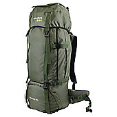 Yellowstone Edinburgh Rucksack, Olive 65L