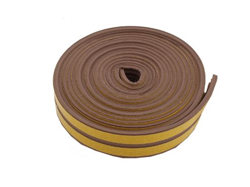 Mr Cosy Er/11B Epdm Rubber Tape Brown 5M