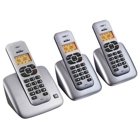 Binatone Solas 1505 Triple cordless telephone