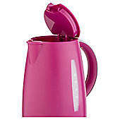 Tesco JKMU15 Mulberry Plastic Kettle