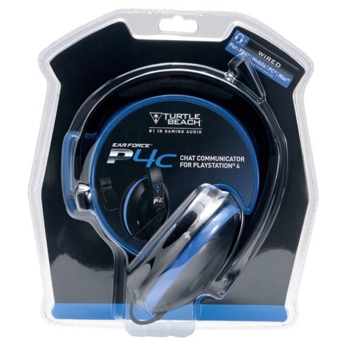Turtle Beach P4C headset