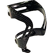 T-ONE Anyway Bottle Cage: Carbon.
