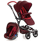 Jane Epic Koos Travel System (Red)