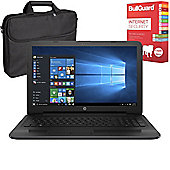 "HP 250 G5 15.6"" Laptop Intel Core i5-6200U 12GB 256GB With Internet Security & Case"