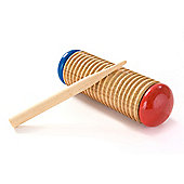 Percussion Plus PP229 Wood Shaker/Guiro