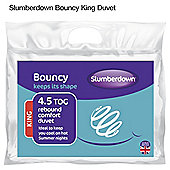 Slumberdown Bouncy 4.5 Tog King Duvet