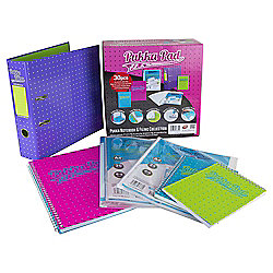 Pukka Neon Brights Notebook & Filing Collection