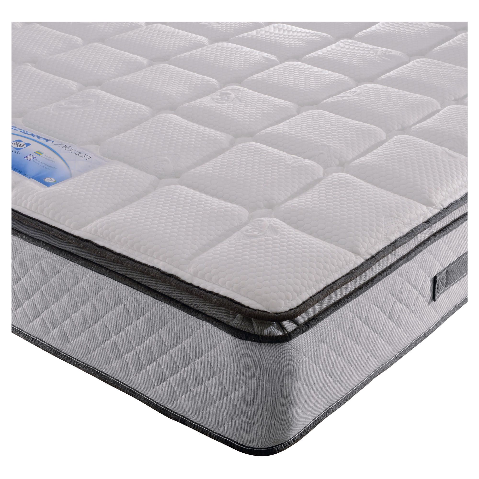 Sealy Pillowtop Single Mattress at Tesco Direct