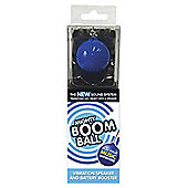 Mighty Boom Ball Blue