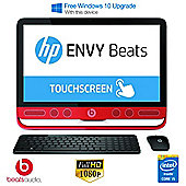 "HP ENVY Beats 23-g250na 23"" Full HD All-in-One PC Core i5-4460T 12GB RAM 1TB HDD"
