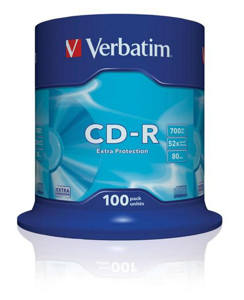 Verbatim CD-R Spindle Pack