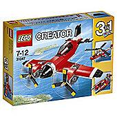LEGO Creator Plane 31047
