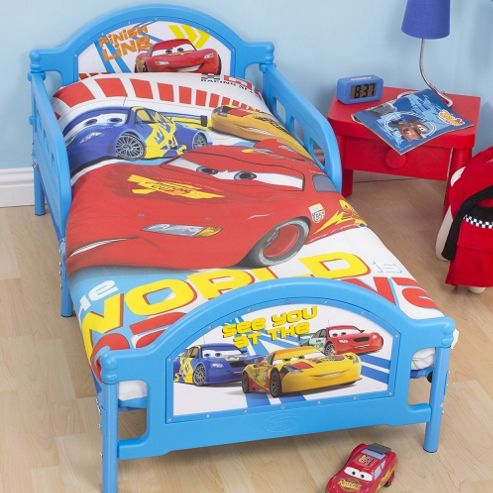 Disney Cars Toddler Bed Junior