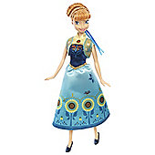 Disney Frozen Fever Anna