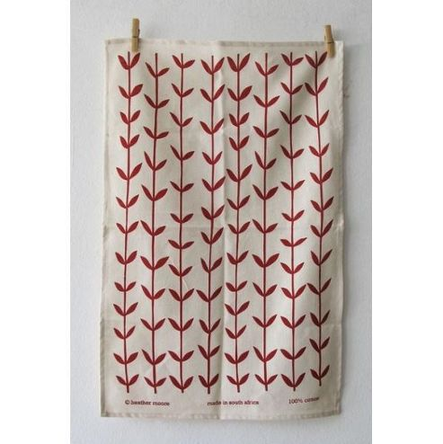 Orla Teatowel, Red