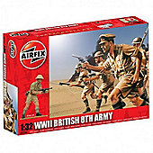 WWII British 8th Army (A02707) 1:32