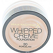 Max Factor Whipped Creme Foundation 18ml - Porcelain 30
