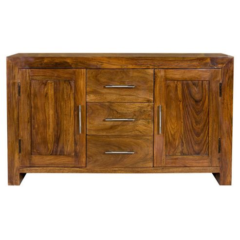 Elements Cubex Petite Sideboard in Warm Lacquer