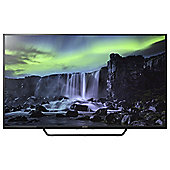 Sony KD55X8005CBU 55-inch Smart Wifi Built-In 4k UHD 2160p with Freeview HD