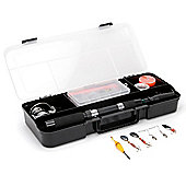 Trail Waters Edge Fishing Rod and Tackle Box Set