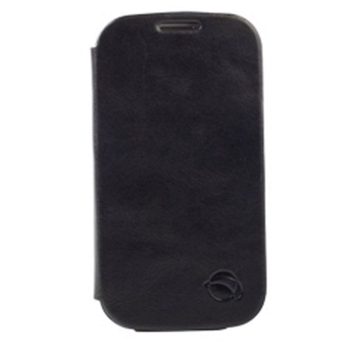 Krusell Kiruna FlipCover Case for Samsung Galaxy S4 - Black