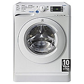 Indesit Innex XWE91683XWWG Washing Machine , 9Kg Wash Load, 1600 RPM Spin, A+++ Energy Rating, White