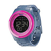 Breo Ladies Orb Watch-Dark TealPink 10Atm Watch B-TI-ORX153