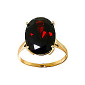 QP Jewellers 6.0ct Garnet Valiant Ring in 14K Gold