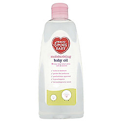 Tesco Loves Baby & Toddler Moisturising Oil