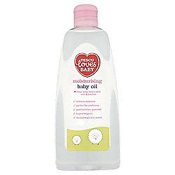 Tesco Loves Baby & Toddler Moisturising Oil