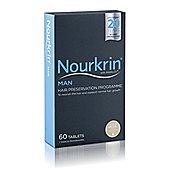 Nourkrin Nourkrin Man 60 Tablets
