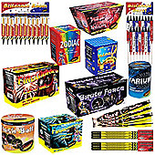 Mini Display Fireworks Kit