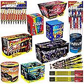Mini Display Fireworks Kit