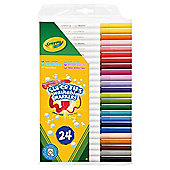 Crayola Supertips 24pk