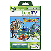 Disney Pixar Pals Plus Leap TV Game