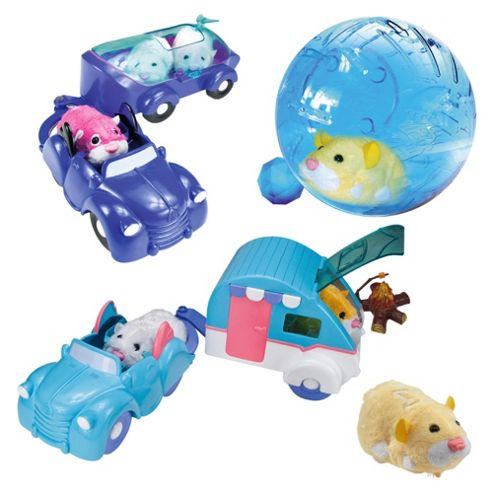 Zhu Zhu Pets Value Pack