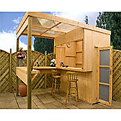 Outdoor Bar (2.39m x 3.51m)